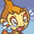 chimchar crying by RoxasPikachu