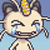 crying meowth plz by RoxasPikachu