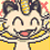 meowth happy