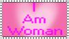 I Am Woman by RoxasPikachu