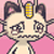 Meowth Crying Plz by RoxasPikachu
