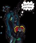 Royal Secrety Secrets by Darkone10