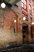 Seattle Famed Gum Wall by Momofbjl