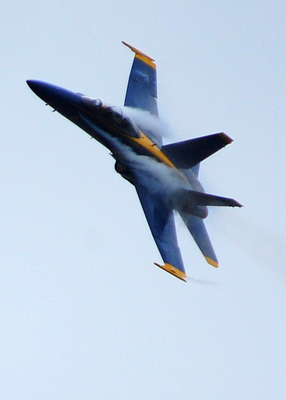 Blue Angel Banking . . . by Momofbjl