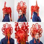Octopus Wig by Toki-MMMC