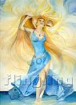 Goddess by Flingling