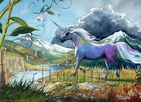 Unicorn by Flingling