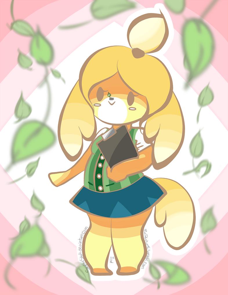 Isabelle by ScytheSkull