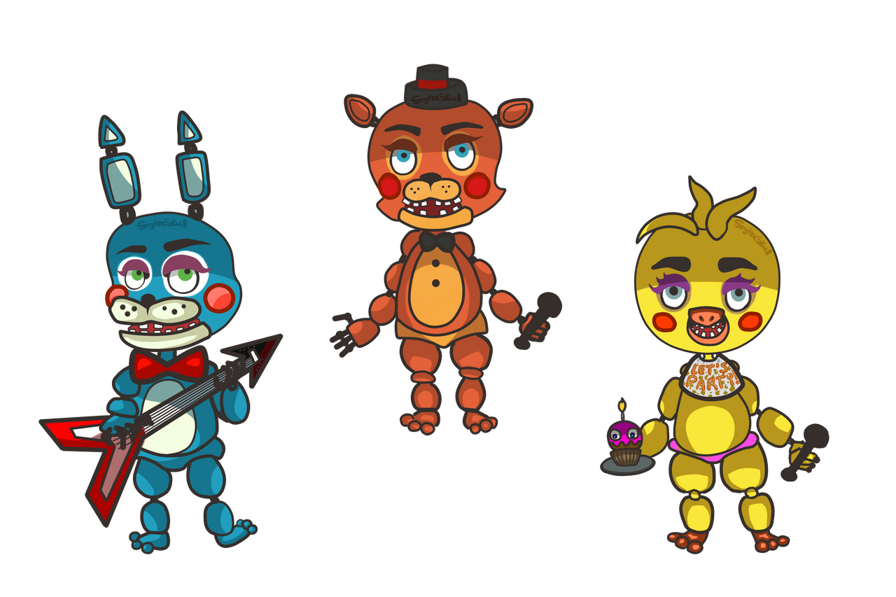 Toy Animatronics by ScytheSkull