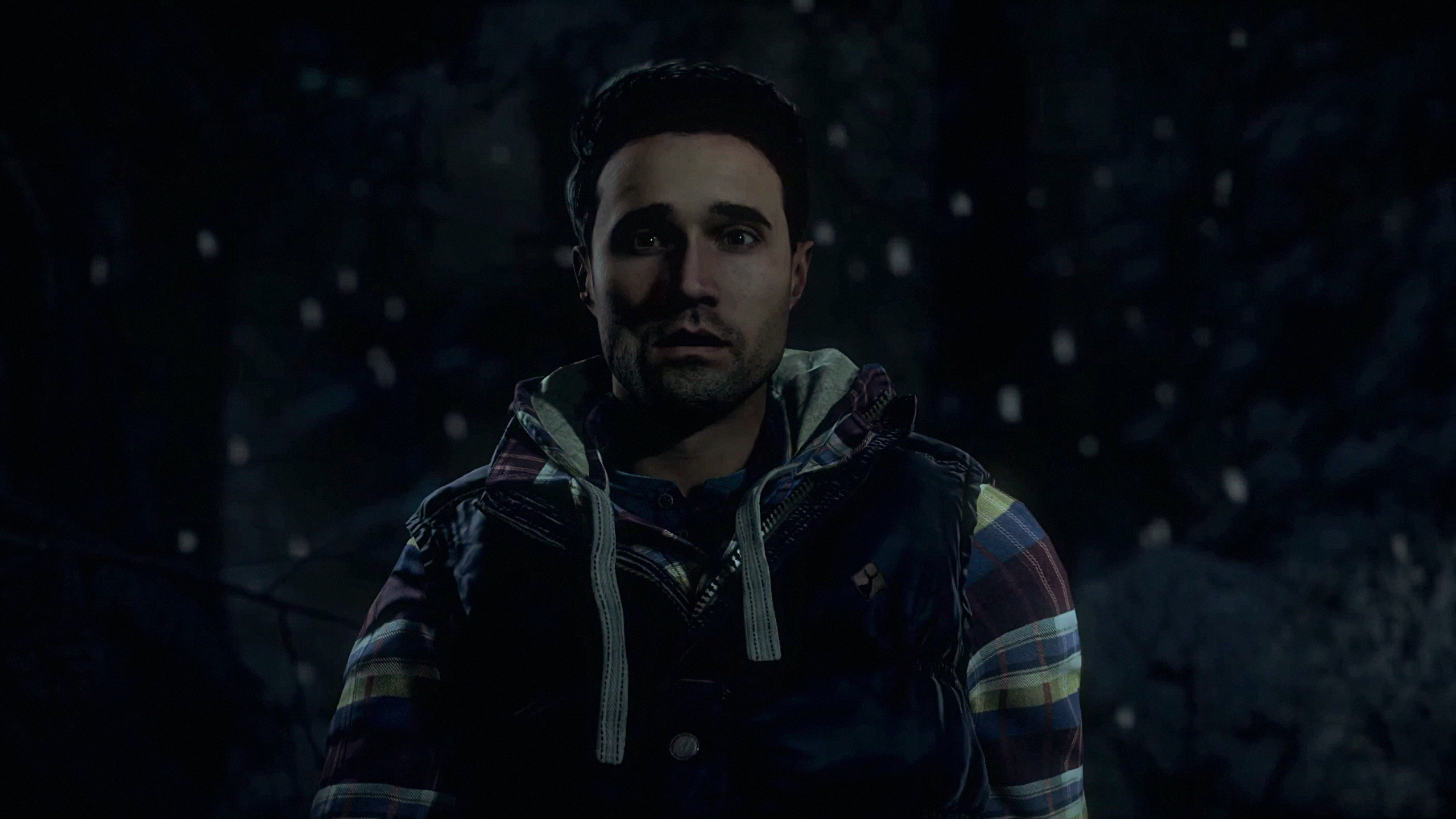 Until Dawn Mike Cannot Feel Right By Drive637 On