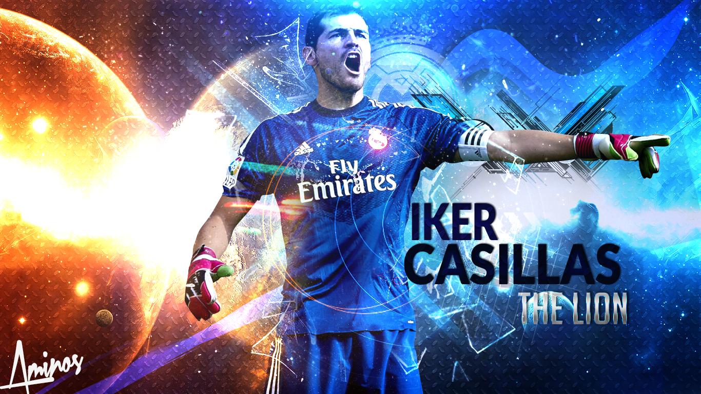 Iker Casillas By Aminos16