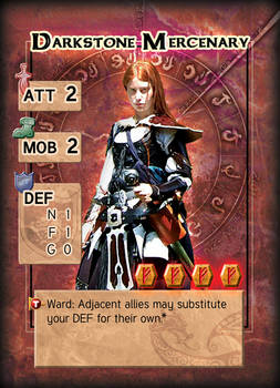 Mercenary Card