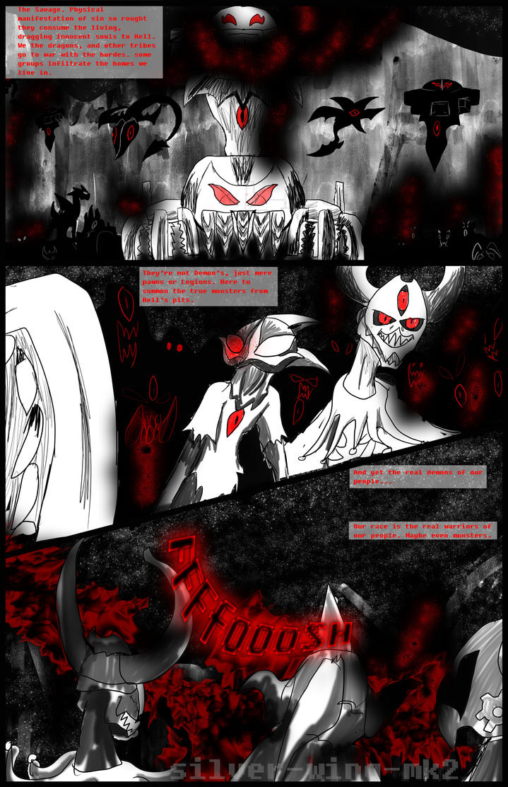 Silvers story 1 by silver-wing-mk2
