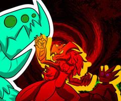 Agni Experiences the Hellish Flame