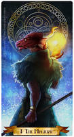 I -The Magician by Ioana-Muresan