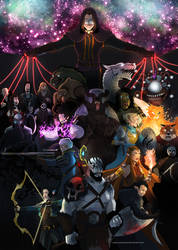 50 episode of Critical role by Ioana-Muresan