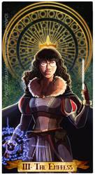 Lyra III - The empress by Ioana-Muresan