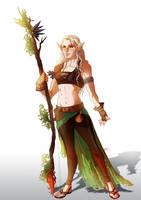 DnD character by Ioana-Muresan