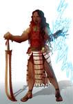 Commmission, Maori Barbarian