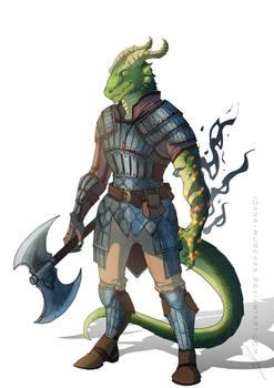 Commission-Dragon born