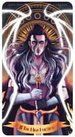 Yasha-The high priestess by Ioana-Muresan