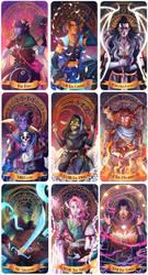 The cards so far