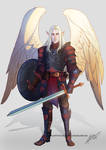 Aaasimar warrior