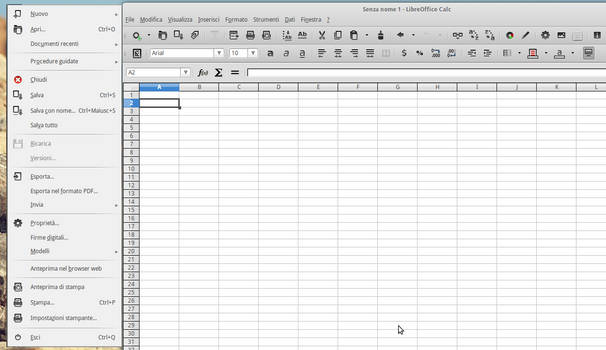elementary, Faenza and Mint for LibreOffice