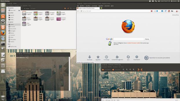 my-humanity for gnome ubuntu