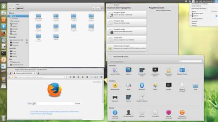 myelementary icon set for Ubuntu