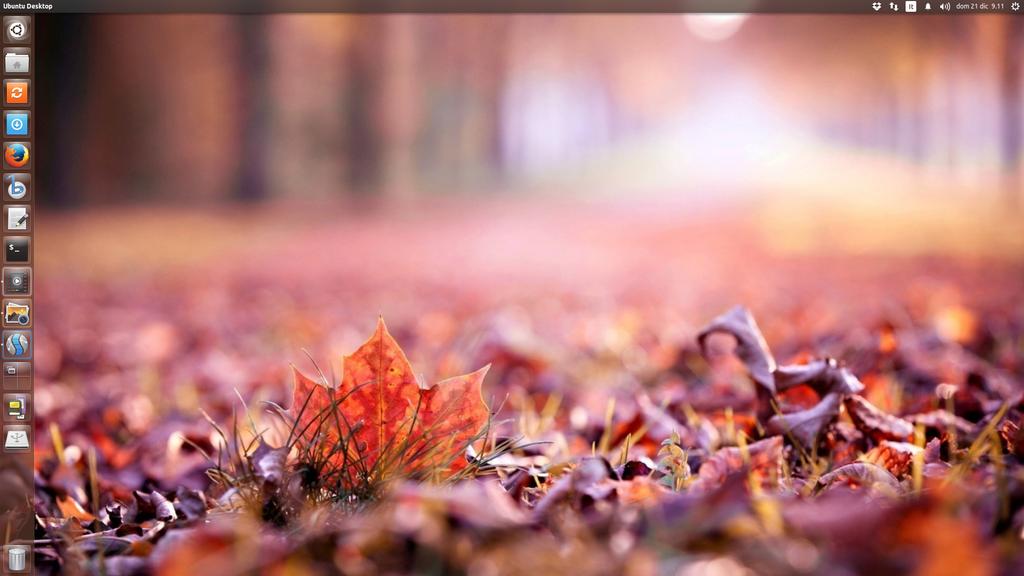 Ubuntu 14.04 LTS by Magog64