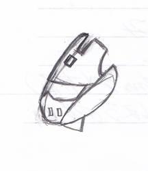 Concept art: Kanohi Feru 2