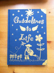 Guidelines to Life book design
