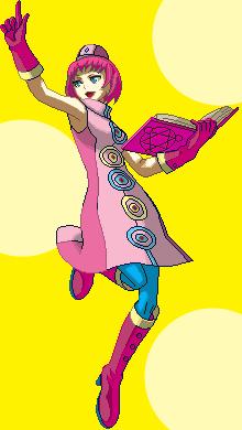 Elizabeth as Pinkie Pie by kingdom0aerith1