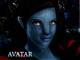 Na'vi avatar by ElinKarlsson