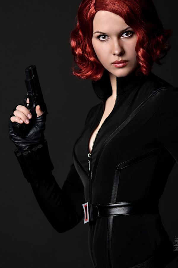 Black Widow by Karenscarlet