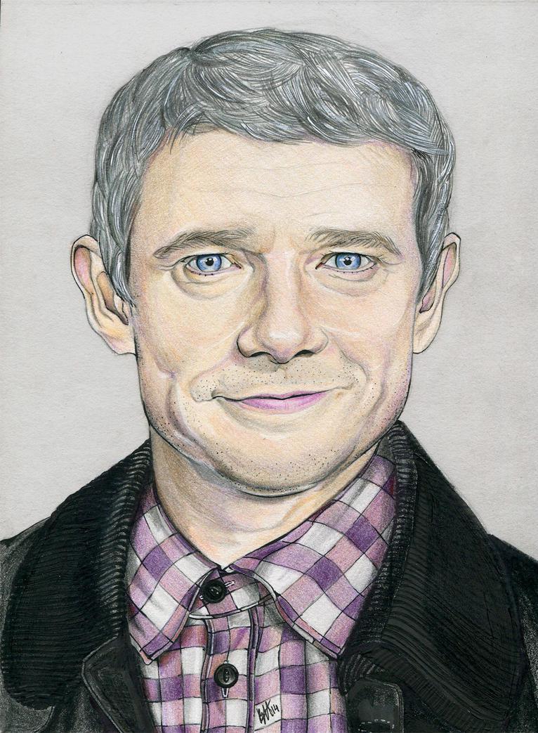John Watson by Karenscarlet