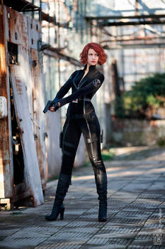 I am Black Widow