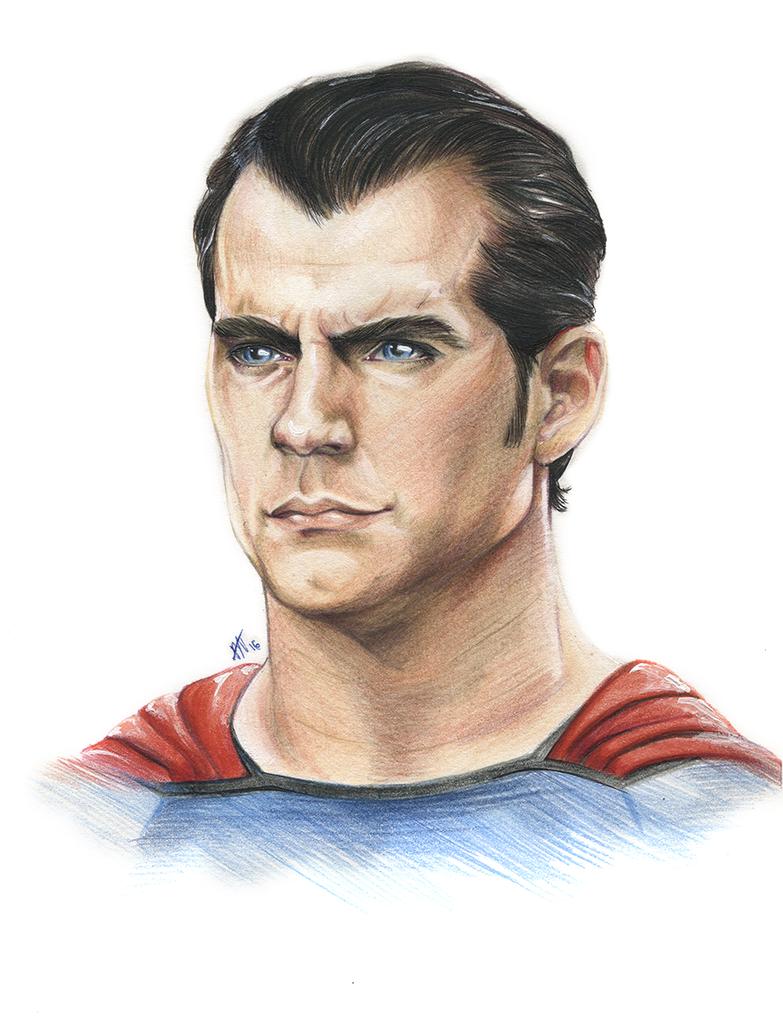Superman by Karenscarlet