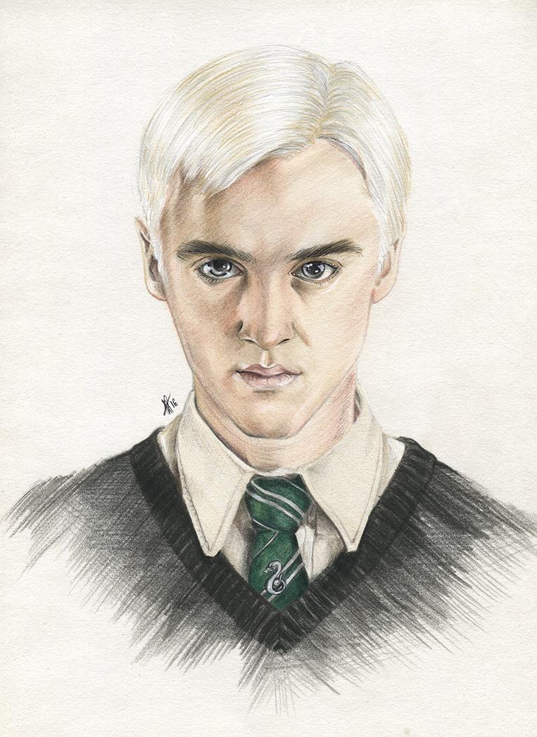 Draco by Karenscarlet