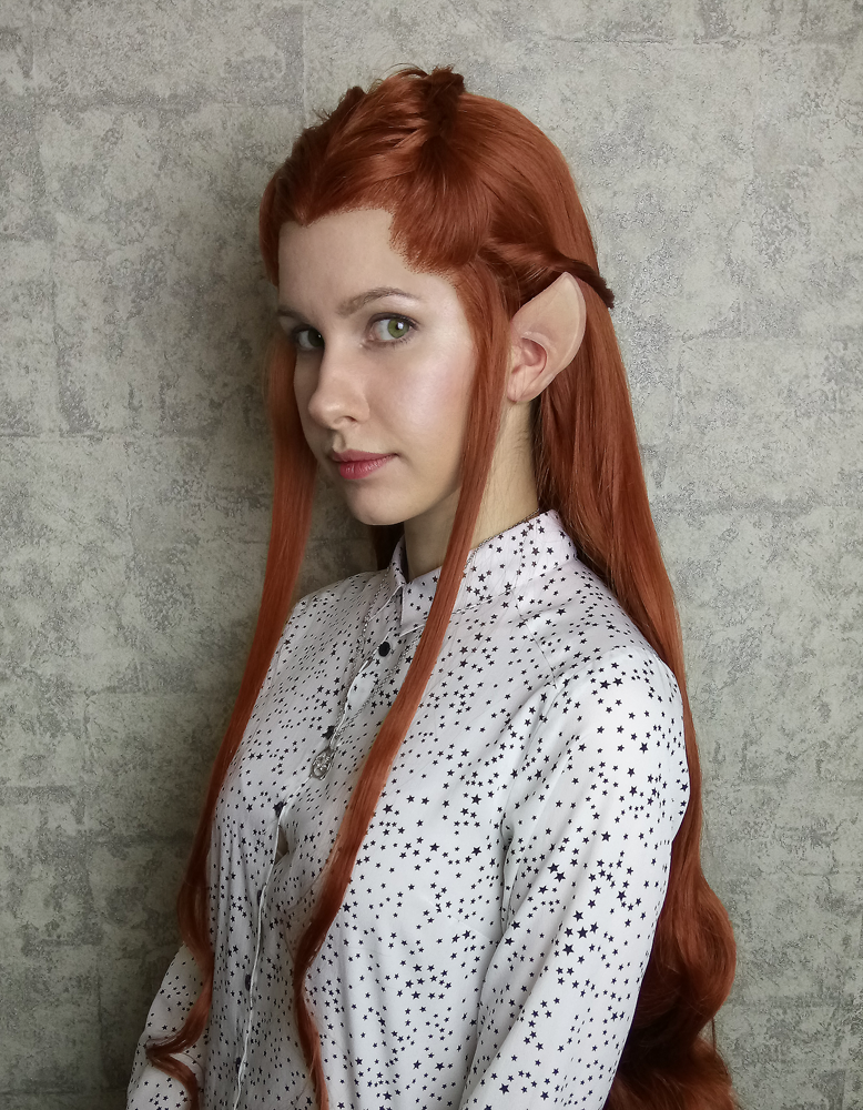 New Tauriel! by Karenscarlet
