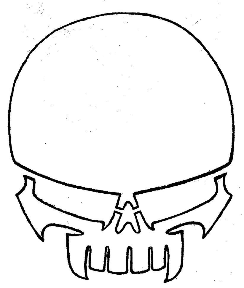 Skull Stencils Printable | www.imgkid.com - The Image Kid ...