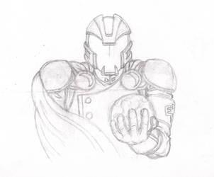 Cobra Commander WIP by josh308
