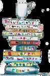 Libros en png :3