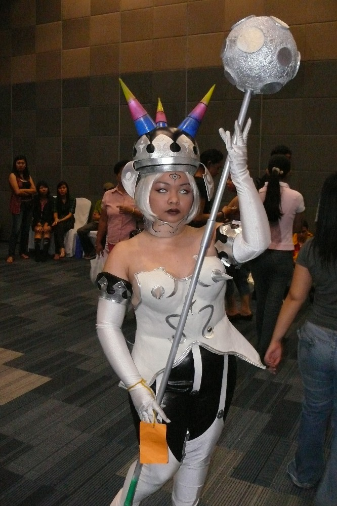 Cosplay: Angol Fear:Shzn Orch by Patmai on DeviantArt