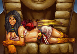 Commission : Sphinx