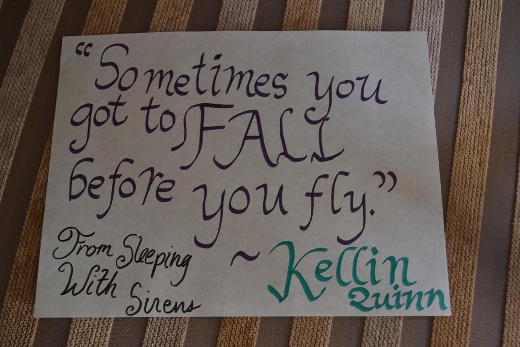Kellin Quinn Quote by SicilyNotDenmark on DeviantArt