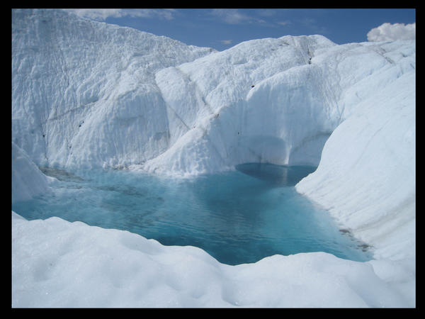 Glacier Pool by BlueArctic4