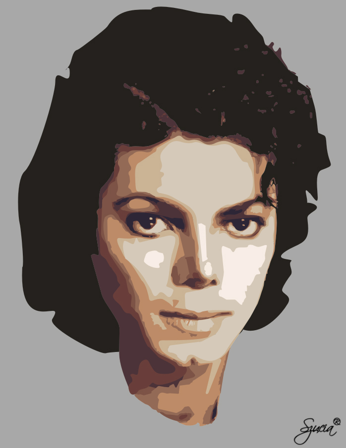Michael Jackson. by szucia