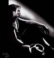 Michael Jackson . by szucia